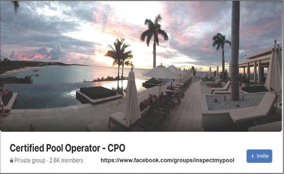 Meet the Certified Pool Operator Group