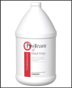 Remove metal particles, stopstainswith'ProTeam'