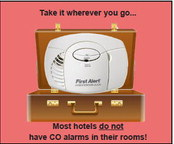 Don't fall victim to hotel room CO poisonings