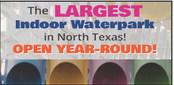 Texas opens indoor waterpark amidst pandemic