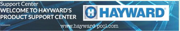 Hayward Pool Products Support Team
