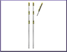 New commercial grade telescoping pole from JED