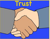 Remember that trust leads to profit