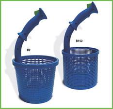 Keep hands off skimmer basket with 'Debris Z'