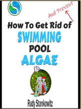 New book — How To Get Rid  of Swimming Pool Algae