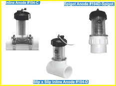 A must have: Pool Tool's  Zinc Sacrificial Anodes