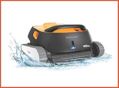 Maytronics offers upgraded 'Dolphin Triton PS' cleaner