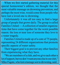 Words of wisdom from Families United