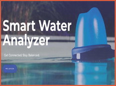 'Blueriot' water analyzer for pH, ORP, temp, conductivity