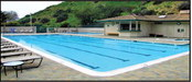 masks, wiping down pool handles, ….