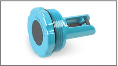 'Bungee-Plug' hydraulic blow out plug, relief valve