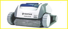 Pentair's 'Prowler 930W' robotic inground cleaner