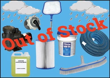 Product shortages plague pool industry