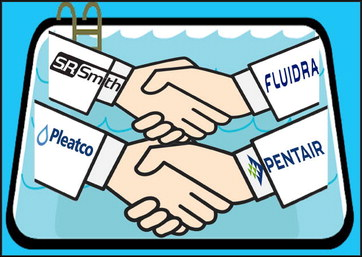 Acquisitions consolidate pool manufacturers